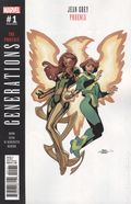 Generations Phoenix and Jean Grey (2017) 1B