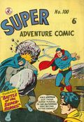 Super Adventure Comic (Australian Series 1950-1960 K.G. Murray) 100