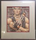 Billy Idol Art Print (1988) ITEM#1