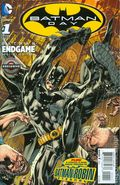 Batman Endgame Special Edition (2015 DC) Batman Day 1D
