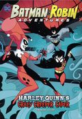 Batman and Robin Adventures Harley Quinn's Crazy Creeper Caper GN (2017 Stone Arch Books) 1-1ST