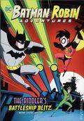 Batman and Robin Adventures The Riddler's Battleship Blitz GN (2017 Stone Arch Books) 1-1ST