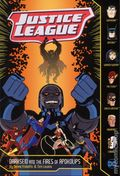 Justice League Darkseid and the Fires of Apokolips SC (2017 Stone Arch Books) 1-1ST