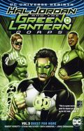 Hal Jordan and the Green Lantern Corps TPB (2017-2019 DC Universe Rebirth) 3-1ST