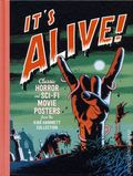 It's Alive! HC (2017 Rizzoli) Classic Horror and Sci-Fi Movie Posters 1-1ST
