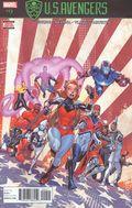 U.S. Avengers (2016 Marvel) 9