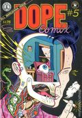 Dope Comix (1978) #5, 1st Printing