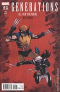Generations Wolverine and All-New Wolverine (2017) 1D