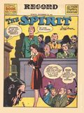 Spirit Weekly Newspaper Comic (1940-1952) Nov 28 1943