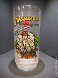 Indiana Jones Glass (1984 Seven-Up) ITEM#1