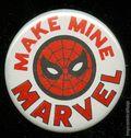Make Mine Marvel Button (Marvel) ITEM#1