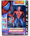 Battle Action Spider-Man (2001 Toy Biz) ITEM#1