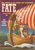 Fate Magazine (1948-Present Clark Publishing) Digest/Magazine Vol. 6 #4