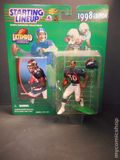 Starting Lineup Superstar Collectibles (1998 Kenner) 1998 Edition Series ITEM#1