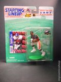 Starting Lineup Superstar Collectibles (1996 Kenner) 10th Year 1997 Edition Series ITEM#1