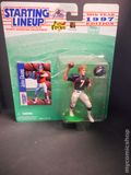 Starting Lineup Superstar Collectibles (1996 Kenner) 10th Year 1997 Edition Series ITEM#2