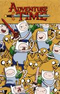 Adventure Time TPB (2012-Present KaBoom) 12-1ST