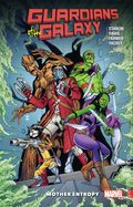Guardians of the Galaxy Mother Entropy TPB (2017 Marvel) 1-1ST