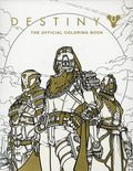 Destiny The Official Coloring Book SC (2017 Insight Editions) 1-1ST