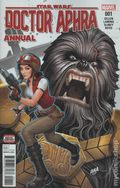 Star Wars Doctor Aphra (2016) Annual 1A