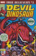 True Believers Kirby 100th Devil Dinosaur (2017) 1