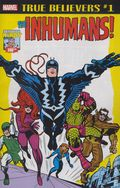 True Believers Kirby 100th Inhumans (2017) 1