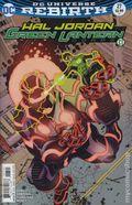 Hal Jordan and The Green Lantern Corps (2016) 27B