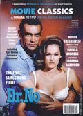 Cinema Retro SC (2009-Present Solo) Movie Classics Special 4-1ST