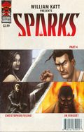Sparks (2008 Catastrophic Comics) 4