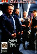 Battlestar Galactica (2006 Dynamite) 1DSIGNED