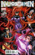 IvX (2016 Marvel) Inhumans vs. X-Men 1XJ