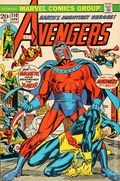Avengers (1963 1st Series) Mark Jewelers 110MJ