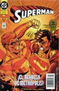 Superman El Regreso De Metropolis TPB (Spanish Edition 1996 DC) 1-1ST