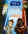 Star Wars Heroes and Villains HC (2017 Random House) A Little Golden Book Collection 1-1ST
