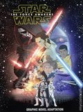 Star Wars The Force Awakens GN (2017 IDW) Graphic Novel Adaptation 1-1ST