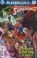 Supergirl (2016) Annual 1