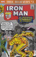 True Believers Kirby 100th Iron Man (2017) 1