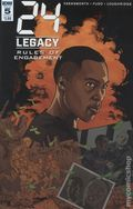 24 Legacy Rules Of Engagement (2017) 5A