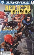 Red Hood and The Outlaws (2016) Annual 1