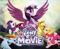 Art of My Little Pony The Movie HC (2017 Viz) 1-1ST