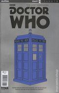 Doctor Who The Lost Dimension Alpha (2017 Titan Comics) 1A
