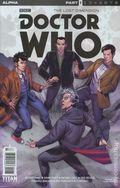 Doctor Who The Lost Dimension Alpha (2017 Titan Comics) 1C
