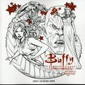 Buffy the Vampire Slayer Big Bads and Monsters Adult Coloring Book SC (2017 Dark Horse) 1-1ST