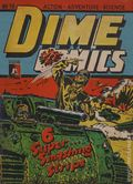 Dime Comics (1942 Bell Features) 18