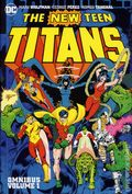 New Teen Titans Omnibus HC (2017-2018 DC) 2nd Edition 1-1ST