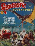 Fantastic Adventures (1939-1953 Ziff-Davis Publishing) Pulp Apr 1940
