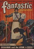 Fantastic Adventures (1939-1953 Ziff-Davis Publishing ) Vol. 13 #8