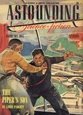 Astounding Science Fiction (1938-1960 Street and Smith) Pulp Vol. 34 #6