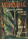 Astounding Science Fiction (1938-1960 Street and Smith) Pulp Vol. 36 #1