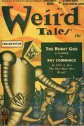 Weird Tales (1923-1954 Popular Fiction) Pulp 1st Series Vol. 35 #10